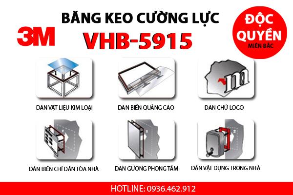 ứng dụng của vhb - 5915