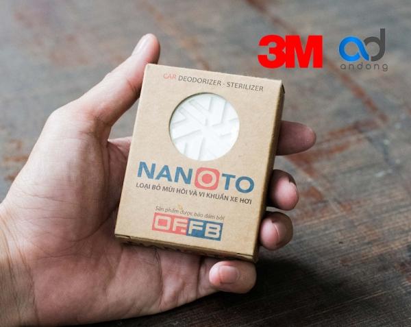 Viên khử mùi Oto Nanoto